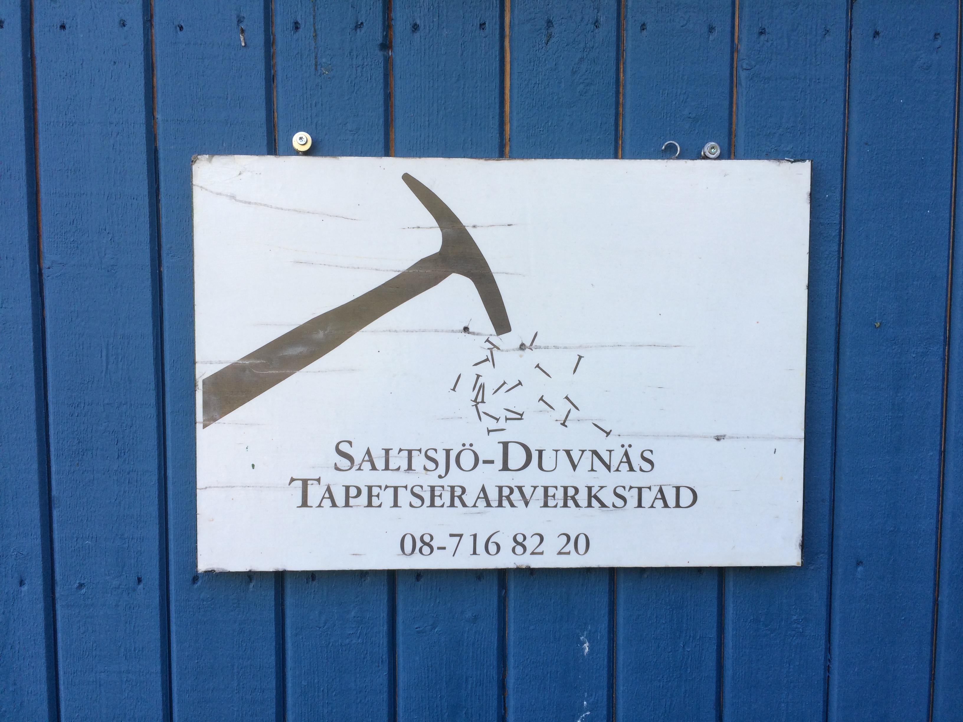 Saltsjö-Duvnäs Tapetserarverkstad - Din Tapetserare i Nacka